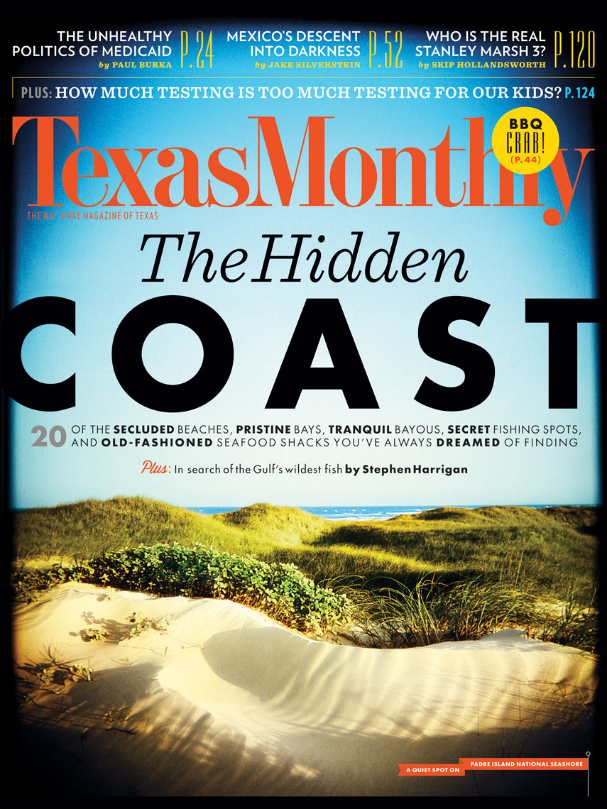 Texas Monthly - Padre Island National Seashore