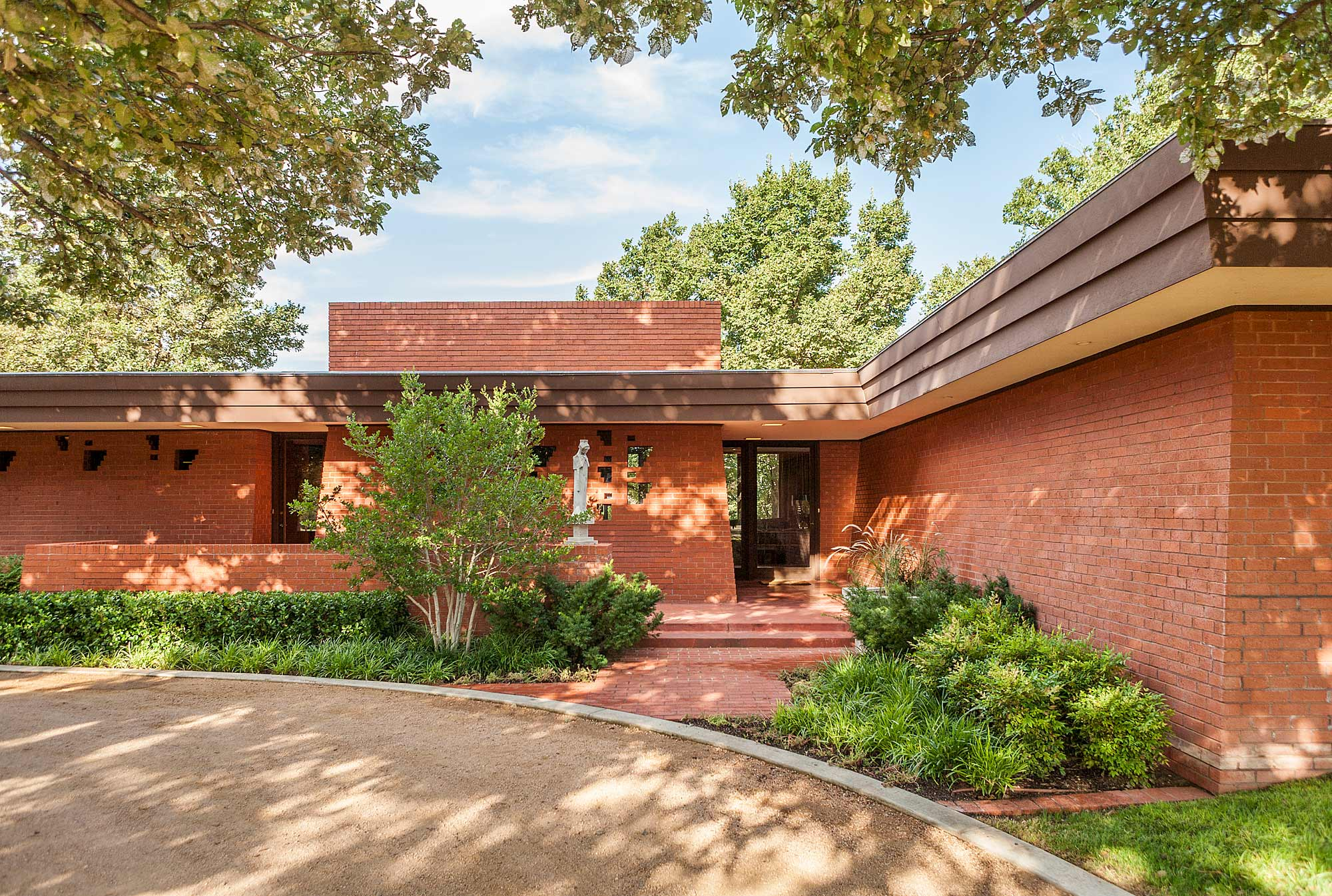 Sterling Kinney Residence / Architect Frank Lloyd Wright