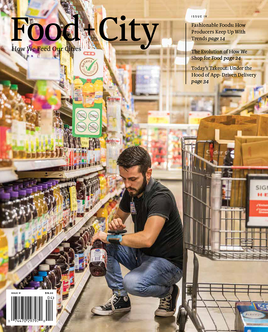Food + City Magazine