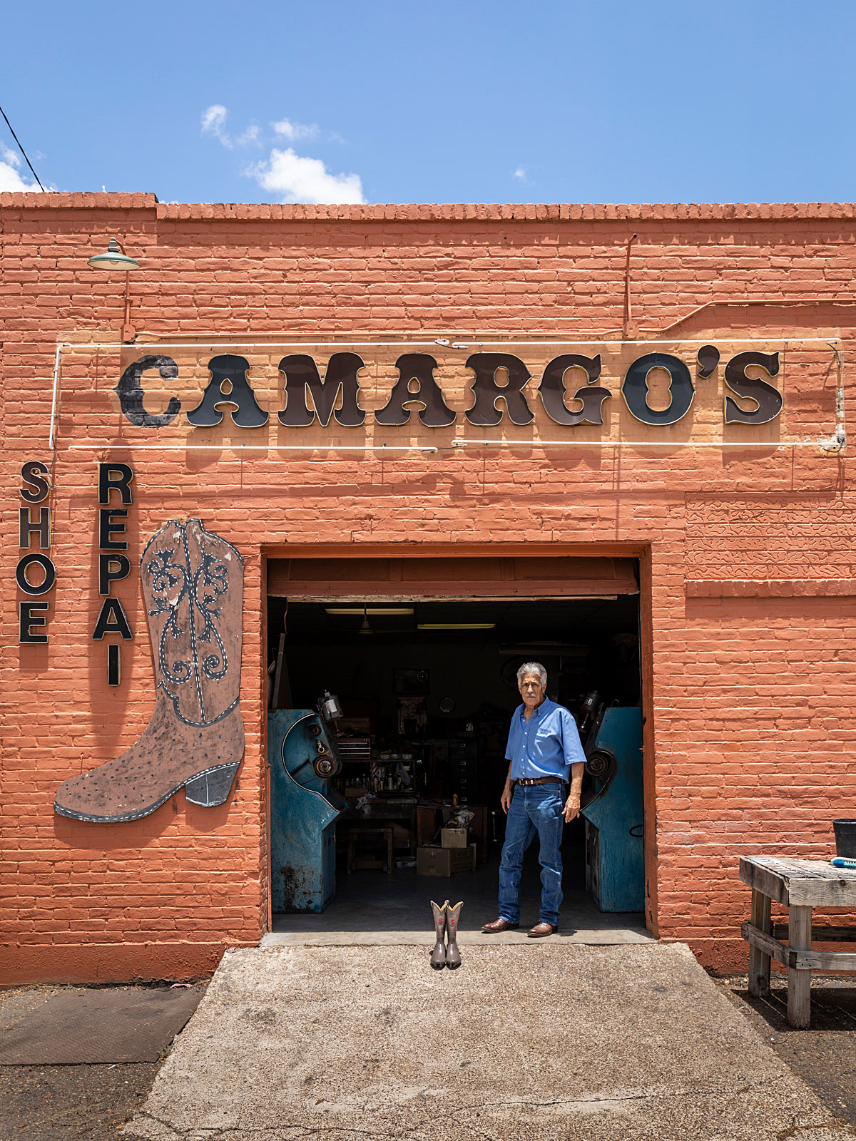 Henry Camargo, owner of Carmargo