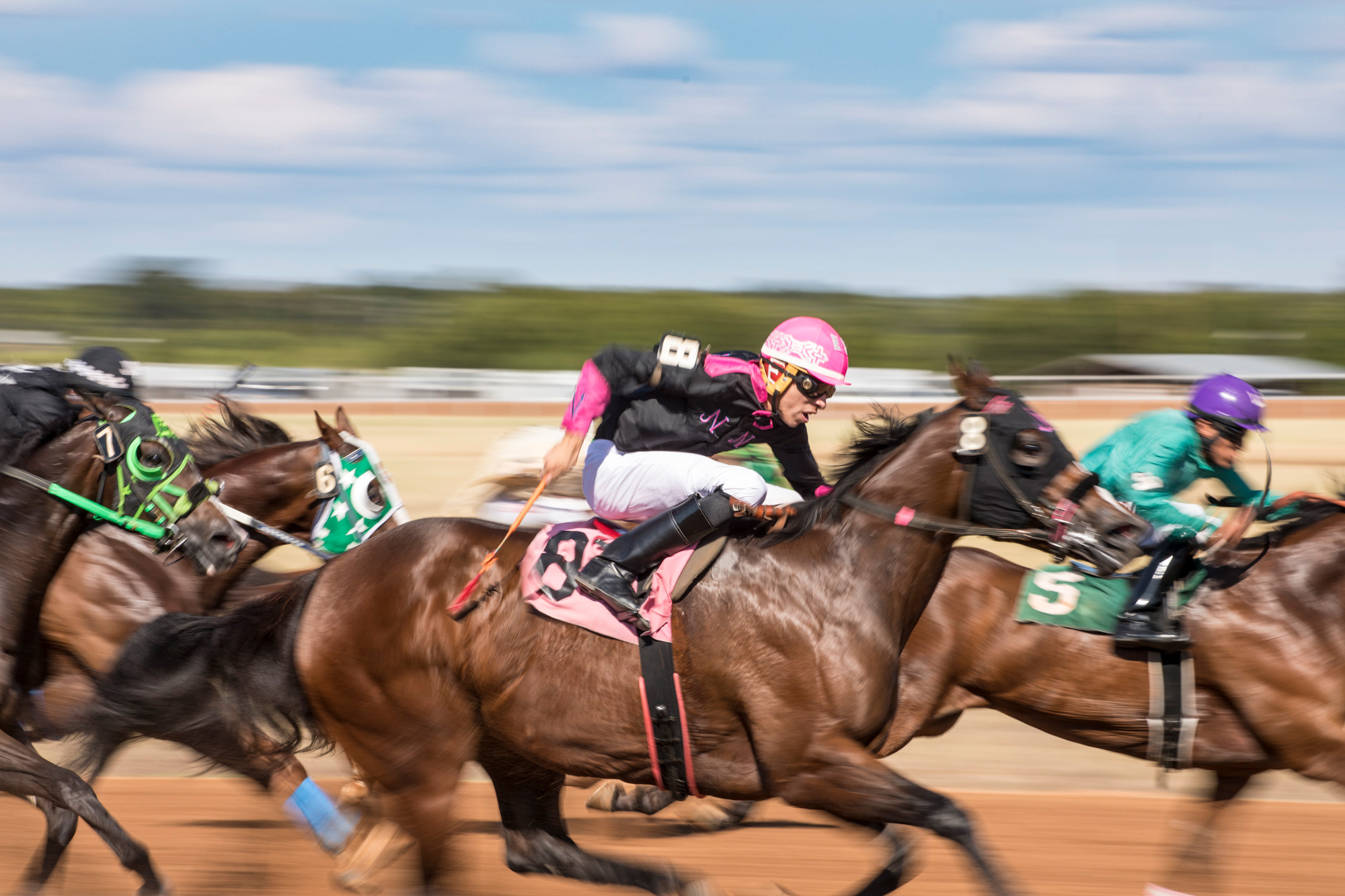 Gillespie County Horse Race