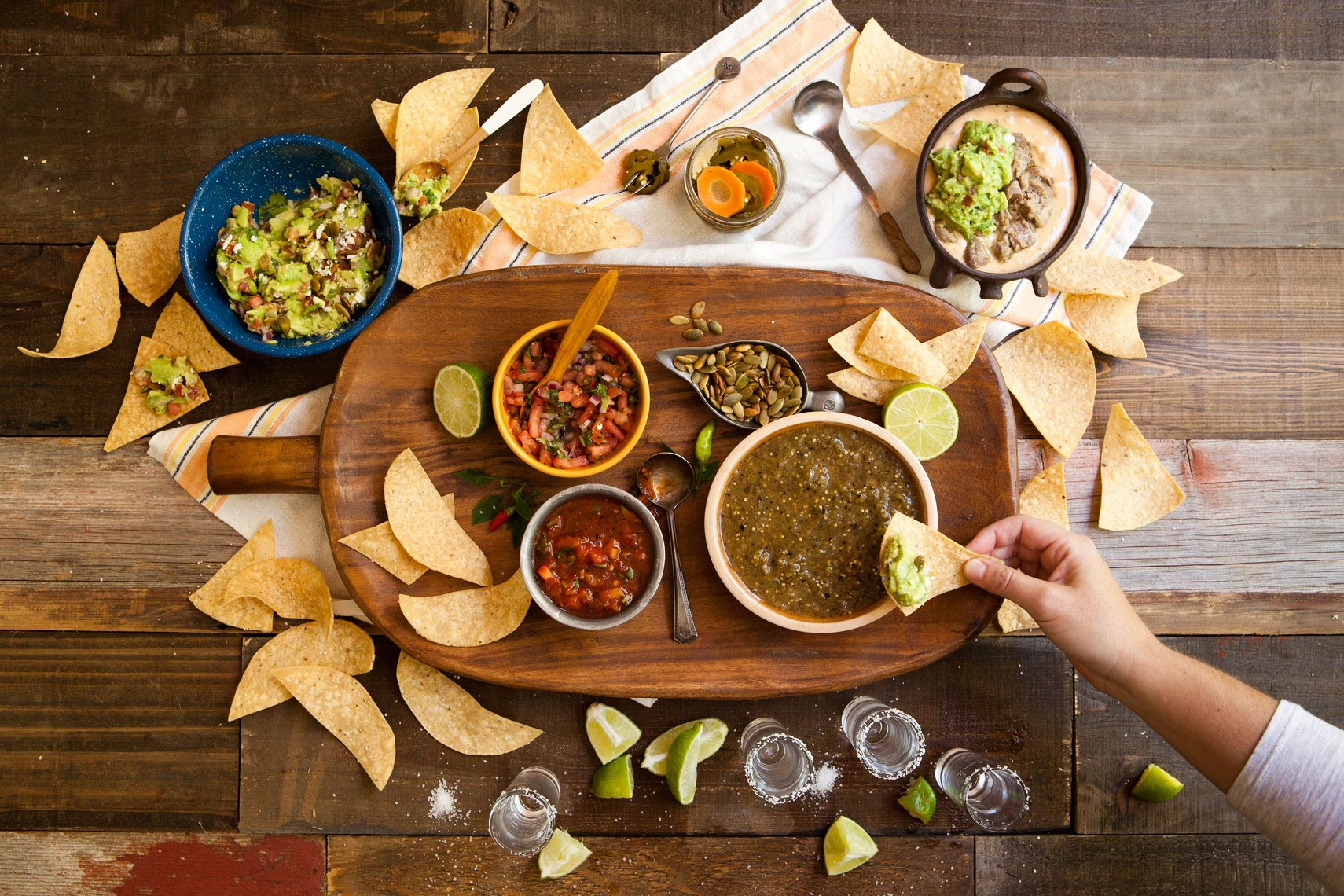 Mexican Spread