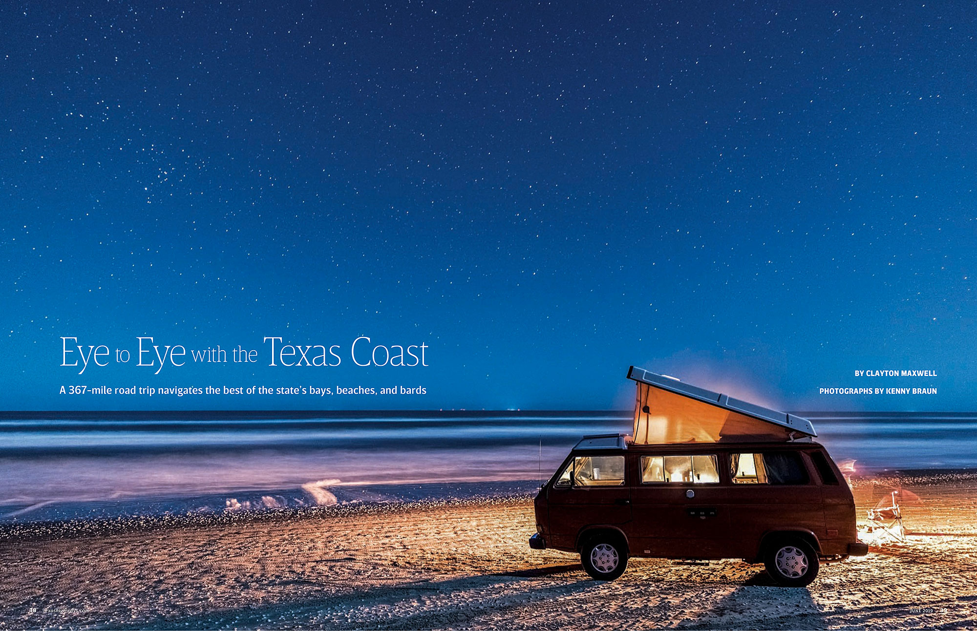 Texas Highways Magazine - June 2019