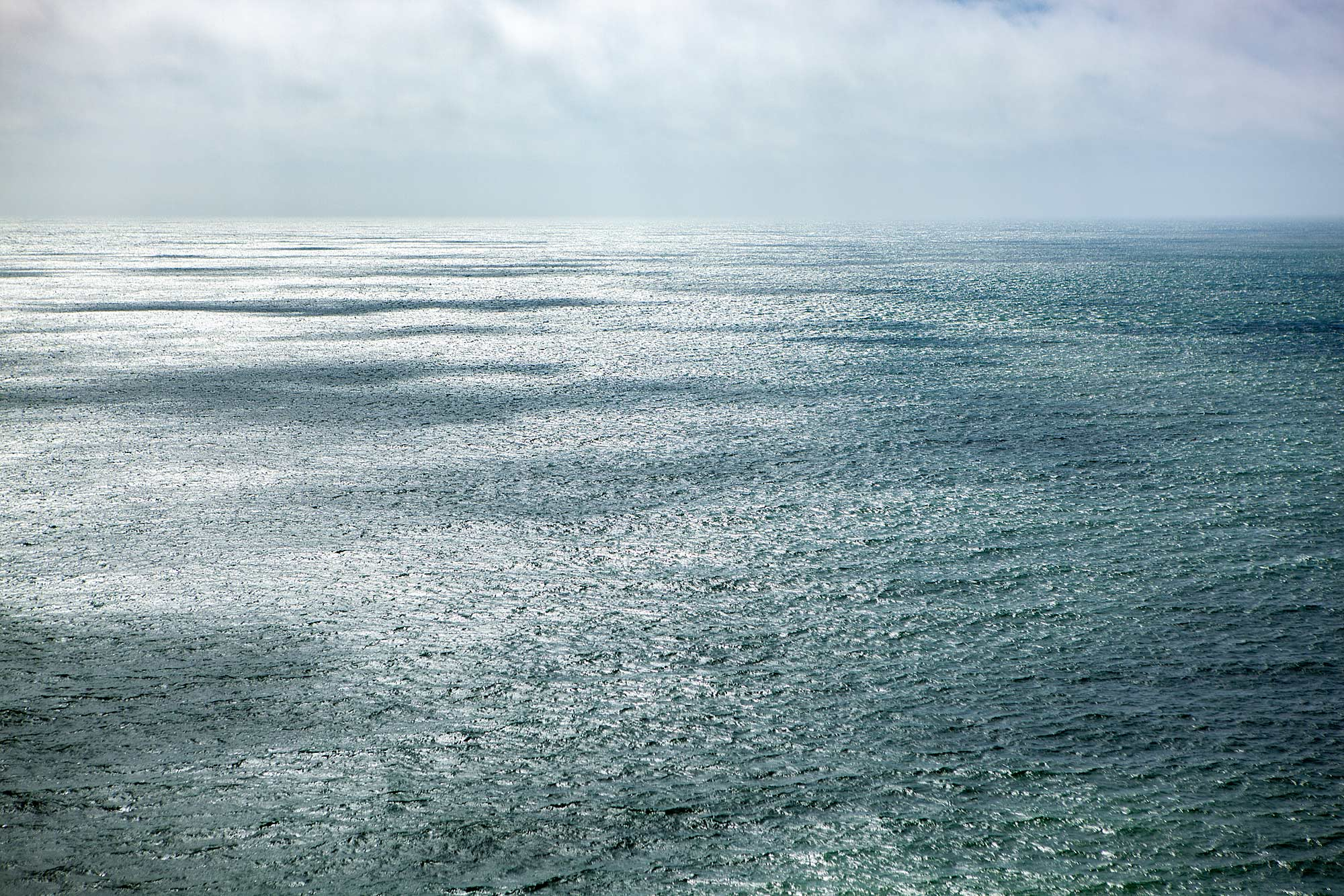 Pacific Ocean seascape