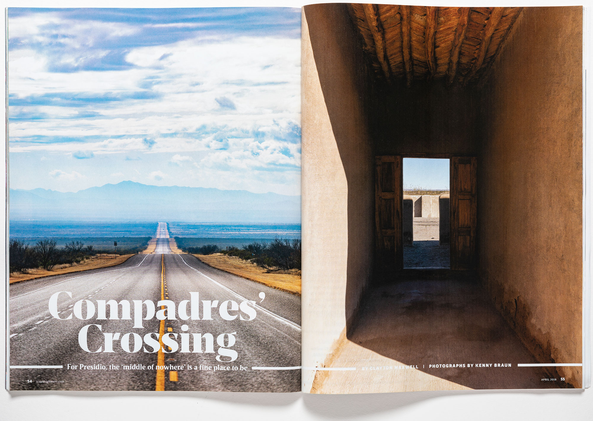 Texas Highways Magazine - Compadre