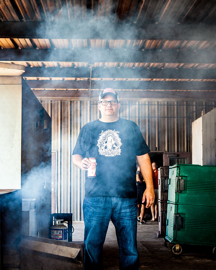 Kenny Braun Texas BBQ photography